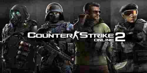 "Игра ""Counter Strike"" 2"